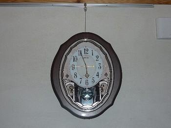 ピクチャーレール(時計).jpg