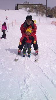 スキー練習(万座).JPG